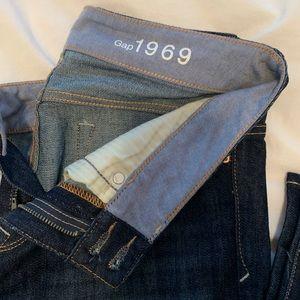 Gap 1969 jeans LONG